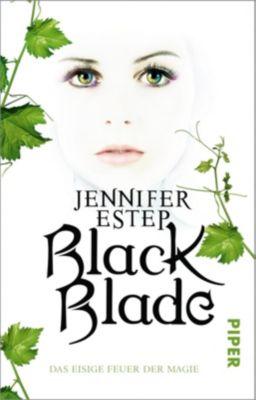 Black Blade - Das eisige Feuer der Magie - Jennifer Estep |
