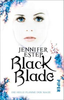 Black Blade - Die helle Flamme der Magie - Jennifer Estep |