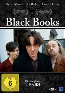 Black Books Staffel 1, N, A
