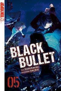 Black Bullet (Novel), Shiden Kanzaki, Saki Ukai
