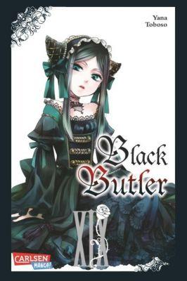 Black Butler, Yana Toboso