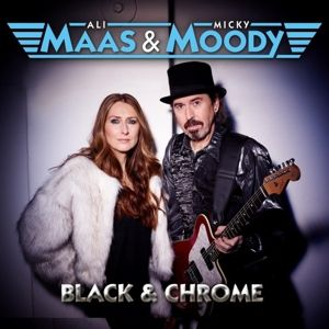 Black & Chrome, Ali Maas, Micky Moody