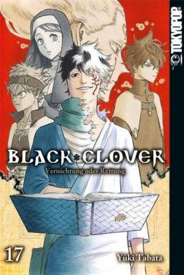 Black Clover - Vernichtung oder Rettung - Yuki Tabata |