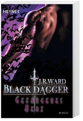 Black Dagger Band 25: Gefangenes Herz - J. R. Ward |