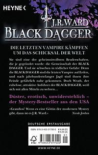 Black Dagger Band 25: Gefangenes Herz - Produktdetailbild 1