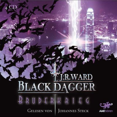 Black Dagger Band 4: Bruderkrieg (4 Audio-CDs), J.r. Ward