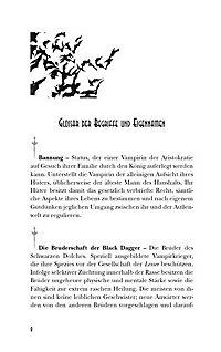 Black Dagger Band 8: Vampirherz - Produktdetailbild 1