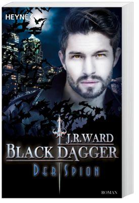 Black Dagger - Der Spion - J. R. Ward |
