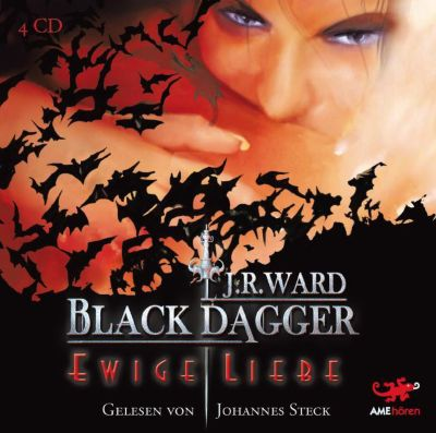Black Dagger, Ewige Liebe, 4 Audio-CDs, J.r. Ward