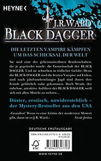 Black Dagger - Krieger im Schatten - Produktdetailbild 1