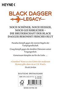 Black Dagger Legacy - Kuss der Dämmerung - Produktdetailbild 1