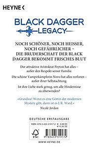 Black Dagger Legacy - Zorn des Geliebten - Produktdetailbild 1