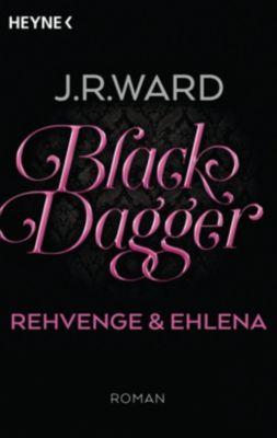 Black Dagger - Rehvenge & Ehlena, J. R. Ward