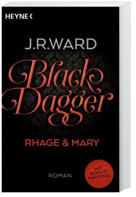 Black Dagger Sonderausgabe Band 2: Rhage & Mary, J. R. Ward