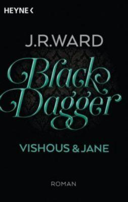 Black Dagger - Vishous & Jane, J. R. Ward