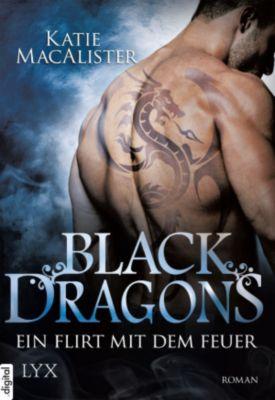 Black Dragons - Ein Flirt mit dem Feuer, Katie MacAlister