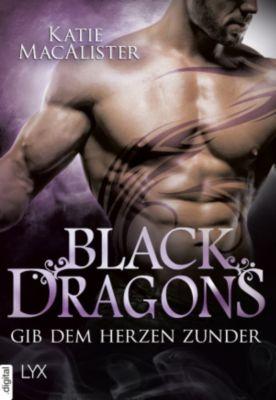 Black Dragons - Gib dem Herzen Zunder, Katie MacAlister