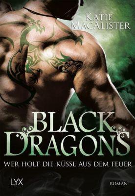 Black Dragons - Wer holt die Küsse aus dem Feuer?, Katie MacAlister
