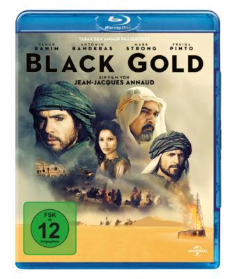 Black Gold, Jean-Jacques Annaud, Menno Meyjes, Hans Ruesch