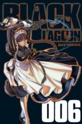 Black Lagoon, Rei Hiroe