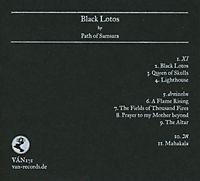 Black Lotos - Produktdetailbild 1