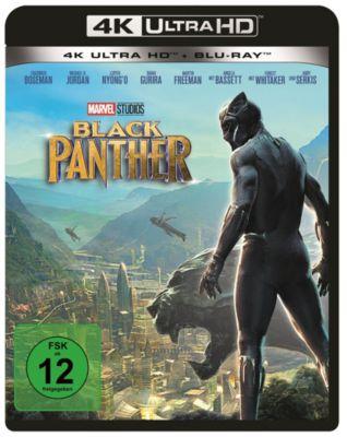 Black Panther (4K Ultra-HD)