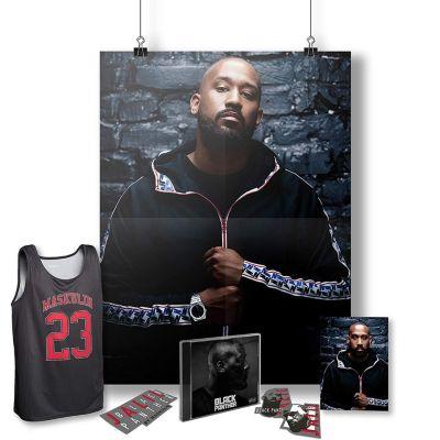 Black Panther (Ltd-Jersey-Box), Jalil