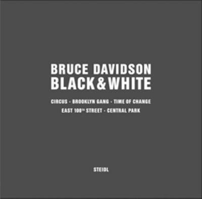 Black & White, 5 Vols., Bruce Davidson