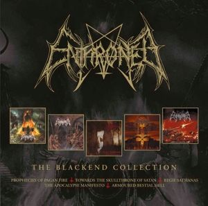 Blackend Years (4cd Box), Enthroned