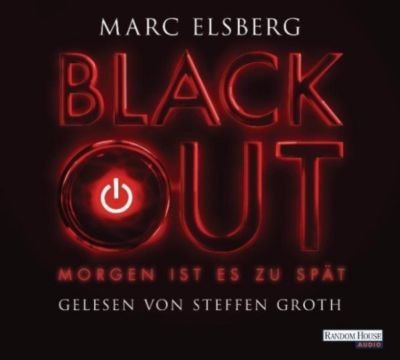 BLACKOUT -, Marc Elsberg