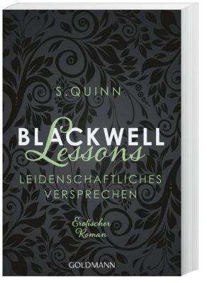 Blackwell Lessons - Leidenschaftliches Versprechen, S. Quinn