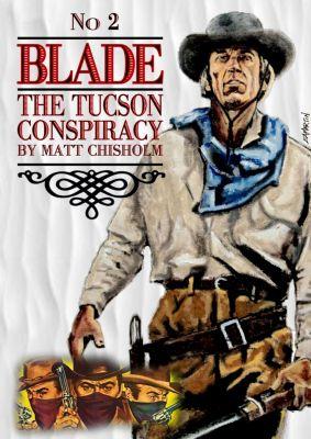 Blade: Blade 2: The Tucson Conspiracy, Matt Chisholm