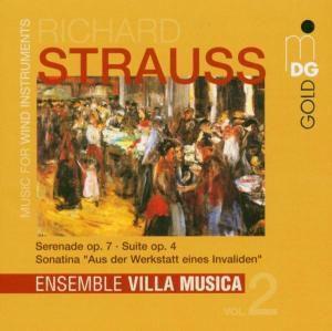 Bläserkammermusik Vol. 2, Ensemble Villa Musica