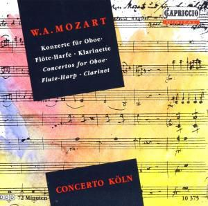 Bläserkonzerte, Taillard, Nieseman, Concerto Köln