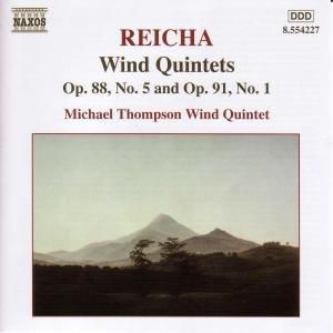 Bläserquintette, Michael Wind Quintet Thompson