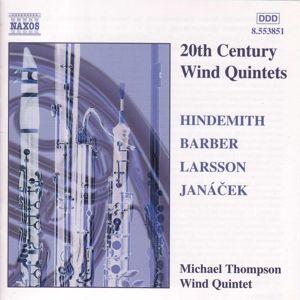 Bläserquintette Des 20.Jhs., Michael Thompson Wind Quintett