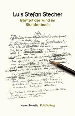 Blättert der Wind im Stundenbuch - Luis St. Stecher |