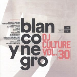 Blanco Y Negro Dj Culture Vol.30, Diverse Interpreten