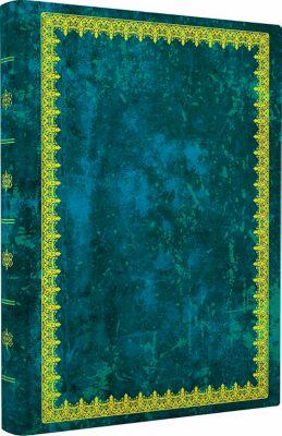 Blank Book Lederlook blau (klein) - Anaconda pdf epub