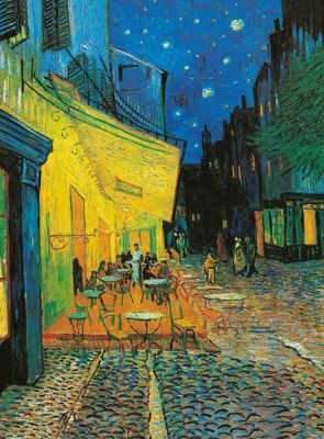 Blankbook Van Gogh, A 5