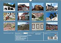 Blankenburg im Harz (Wandkalender 2019 DIN A3 quer) - Produktdetailbild 13