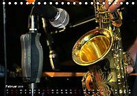 Blasinstrumente im Rampenlicht (Tischkalender 2019 DIN A5 quer) - Produktdetailbild 2