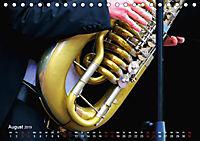 Blasinstrumente im Rampenlicht (Tischkalender 2019 DIN A5 quer) - Produktdetailbild 8
