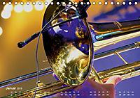 Blasinstrumente im Rampenlicht (Tischkalender 2019 DIN A5 quer) - Produktdetailbild 1