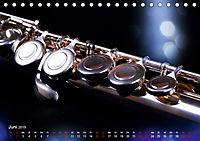 Blasinstrumente im Rampenlicht (Tischkalender 2019 DIN A5 quer) - Produktdetailbild 6