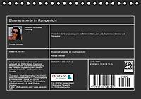 Blasinstrumente im Rampenlicht (Tischkalender 2019 DIN A5 quer) - Produktdetailbild 13
