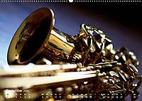 Blasinstrumente im Rampenlicht (Wandkalender 2019 DIN A2 quer) - Produktdetailbild 2