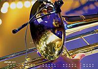 Blasinstrumente im Rampenlicht (Wandkalender 2019 DIN A2 quer) - Produktdetailbild 1