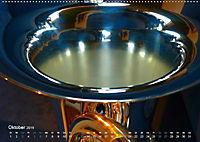 Blasinstrumente im Rampenlicht (Wandkalender 2019 DIN A2 quer) - Produktdetailbild 8