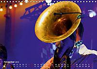 Blasinstrumente im Rampenlicht (Wandkalender 2019 DIN A4 quer) - Produktdetailbild 6